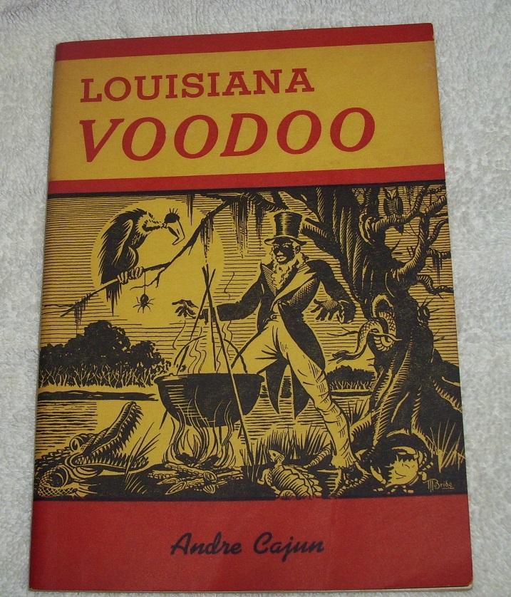 Louisiana Voodoo: Andre Cajun