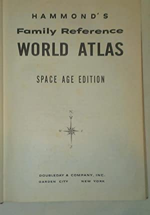 Hammond's Family Reference World Atlas: Space Age