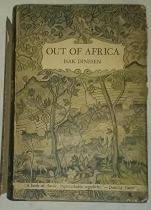 Out Of Africa Isak First Edition Abebooks border=