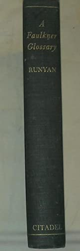 A Faulkner Glossary: Harry Runyan