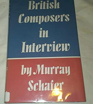 British Composers in Interview: Murray Schafer