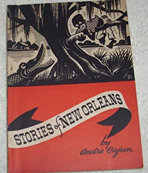 Stories of New Orleans: Andre Cajun