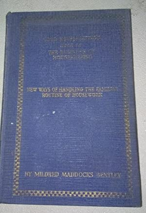 Good Housekeeping's Book on The Business of: Mildred Maddocks Bentley