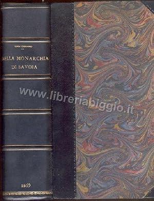 Origine e progressi delle istituzioni della monarchia: Cibrario Luigi