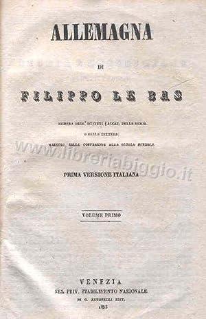 Allemagna.: Le Bas Filippo