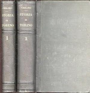 Storia di Torino.: Cibrario Luigi