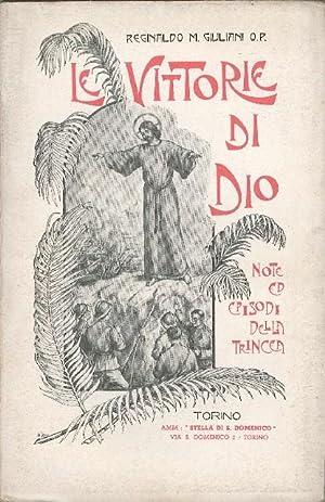 Le vittorie di Dio Note ed episodi: Giuliani Reginaldo M.