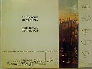 Le barche di Venezia.: Pergolis Riccardo-Pizzarello Ugo