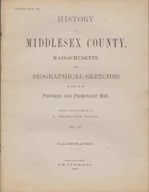 HOPKINTON Offprint - Chapter LIV from History: Meserve, Clement