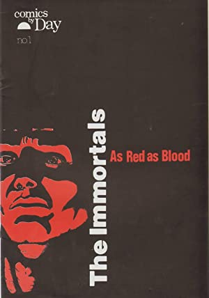 THE IMMORTALS AS RED AS BLOOD NO. 1