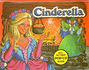 CINDERELLA An All-Action Pop-Up Book: Pop-Up Book