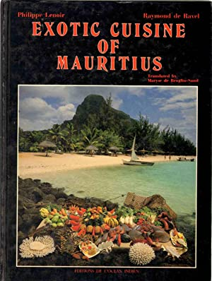 EXOTIC CUISINE OF MAURITIUS: Lenoir, Philippe and