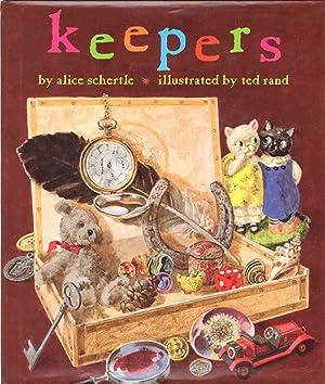 KEEPERS Poetry: Schertle, Alice