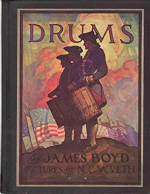 DRUMS: Boyd, James