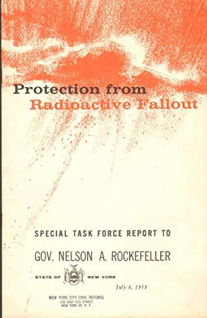 PROTECTION FROM RADIOACTIVE FALLOUT: State Of New York