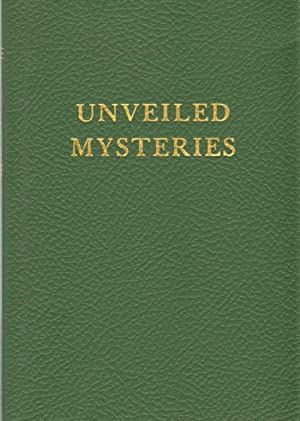 UNVEILED MYSTERIES: King, Godfré Ray