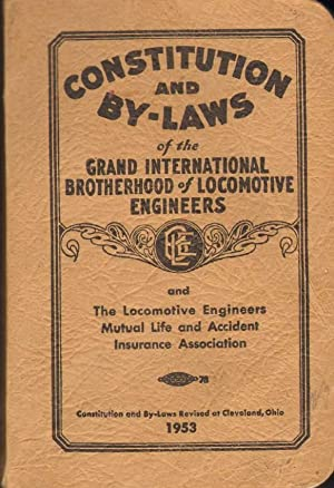 CONSTITUTION AND BYLAWS OF THE GRAND INTERNATIONAL: Grand International Brotherhood