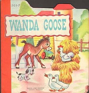 WANDA GOOSE: James & Jonathan