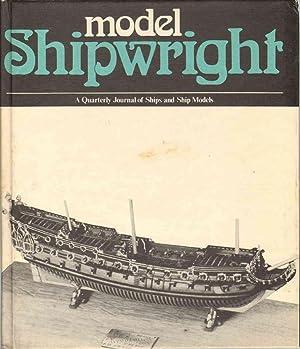 MODEL SHIPWRIGHT A Quarterly Journal of Ships: Tucker, Arthur L