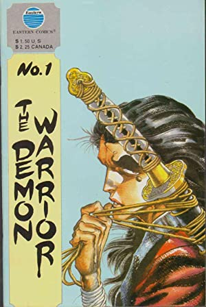 THE DEMON WARRIOR #1 August 1987 First Printing