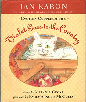 VIOLET GOES TO THE COUNTRY: Cecka, Melanie &