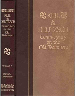keil delitzsch - commentary old testament volumes - AbeBooks