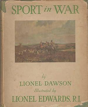 SPORT IN WAR: Dawson, Lionel