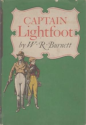 CAPTAIN LIGHTFOOT: Burnett, W. R.