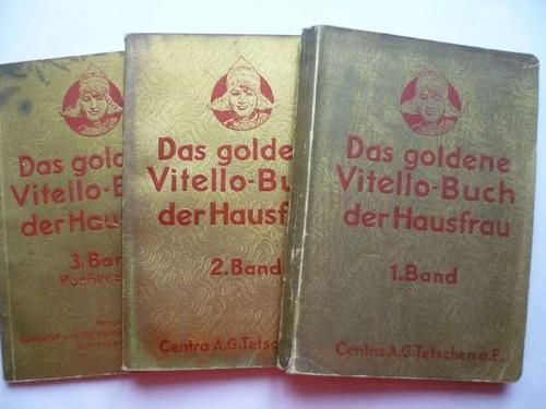 Das goldene Vitello-Buch der Hausfrau.