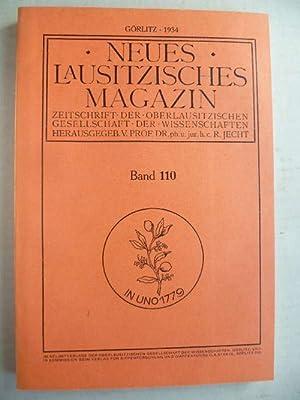 ba75e1ceb1b607 Neues Lausitzisches Magazin. Zeitschrift der Oberlausitzischen Gesellschaft