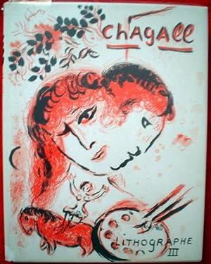 Chagall Lithographe III 1962-1968: Julien Cain