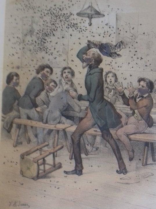 Les confessions d'un ecolier, recueillies et mises en ordre par M. Alexandre de Saillet, ...