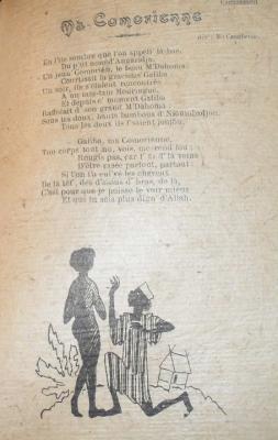 Silhouettes / Poésies / Chansons: Peyrouton, Bernard-Marcel, Adolphe Thomas, and ...
