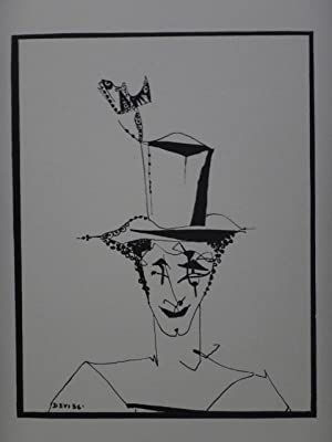 Ballade de Paris. Devi Tuszynski. Présentation de Marcel Marceau.: Tuszynski, Devi (David ...
