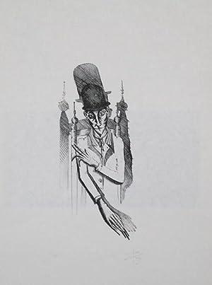 Metamorfosis Franz Kafka Joan Ponç. (Metamorphosis, with original etchings by Joan Ponc): ...