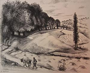 Robert Lotiron. Dix estampes originales.: Lotiron, Robert (introduction by Jean Alazard)