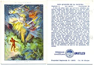 Proof sheets with the COMPLETE COLLECTION of the 80 chromolithograph trading cards by Jose ...