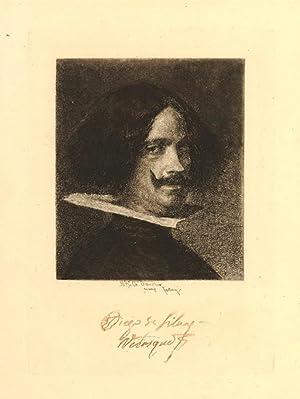 Mémoire de Velázquez sur quarante et un tableaux envoyés par Philippe IV &...