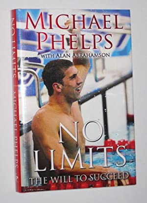 No Limits: The Will to Succeed (HANDSIGNED 1st prtg + event wristband + COA + 2 signing photos): ...