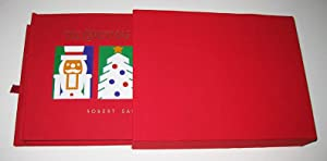 The Christmas Alphabet (SIGNED+NUMBERED Limited Edition): Robert Sabuda