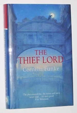 The Thief Lord (Handsigned U.K. 1st ptg): Cornelia Funke