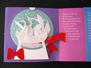 The 12 Days of Christmas Anniversary Ed. (SIGNED 1st prtg): Sabuda, Robert