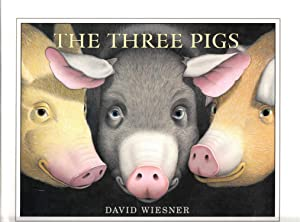 The Three Pigs: Wiesner, David