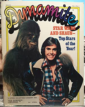Dynamite. Vol. 1, No.7, January 1978 (Star Wars and Shaun - Top Stars of the Year!): Dynamite, ...