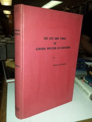 PIEDMONT PARTISAN the life & times of general william lee davidson,SIGNED