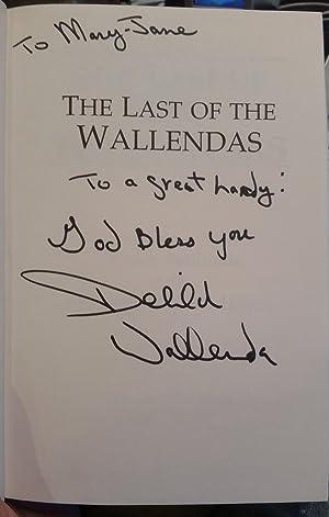 The Last of the Wallendas: Wallenda, Delilah;Devincentis-Hayes, Dr. Nan;Devincent-Hayes, Nan