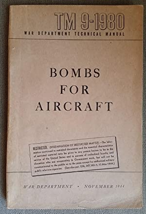 BOMBS FOR AIRCRAFT TM 9-1980