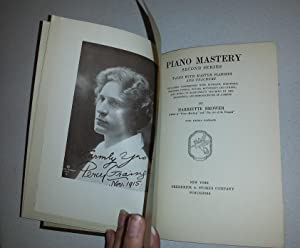 Piano Mastery, Second Series: brower,harriette