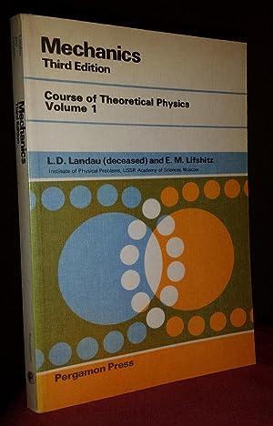 Course of Theoretical Physics: Mechanics, 3rd edition: Landau, L.D.