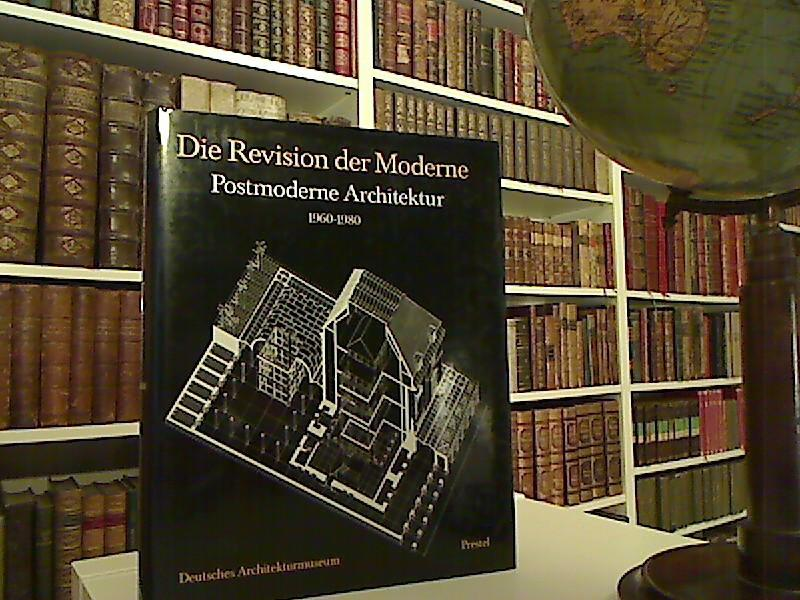 Revision der moderne von klotz zvab - Postmoderne architektur ...